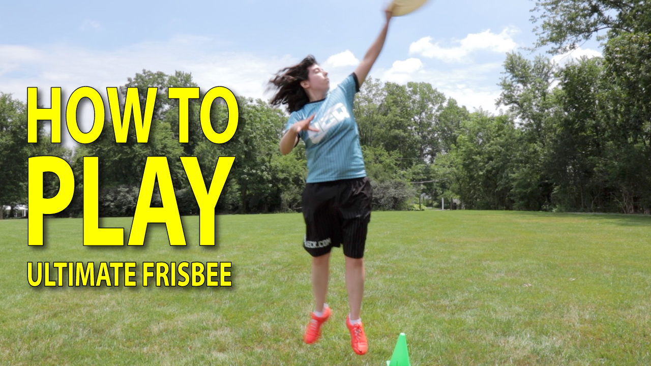 how to play ultimate frisbee thumbnail