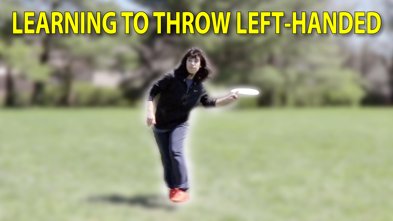 learning to throw a forehand with my non dominant hand thumbnail