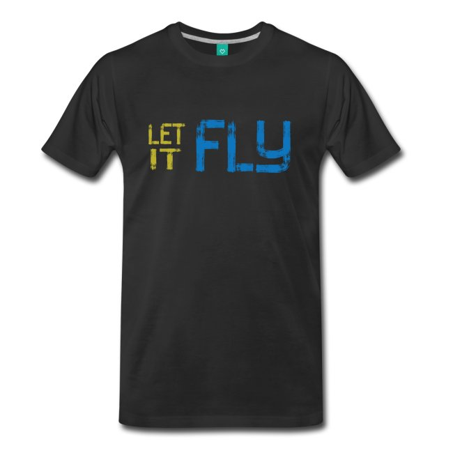 let it fly t-shirt