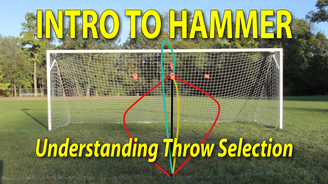 ultimate frisbee hammer intro thumbnail