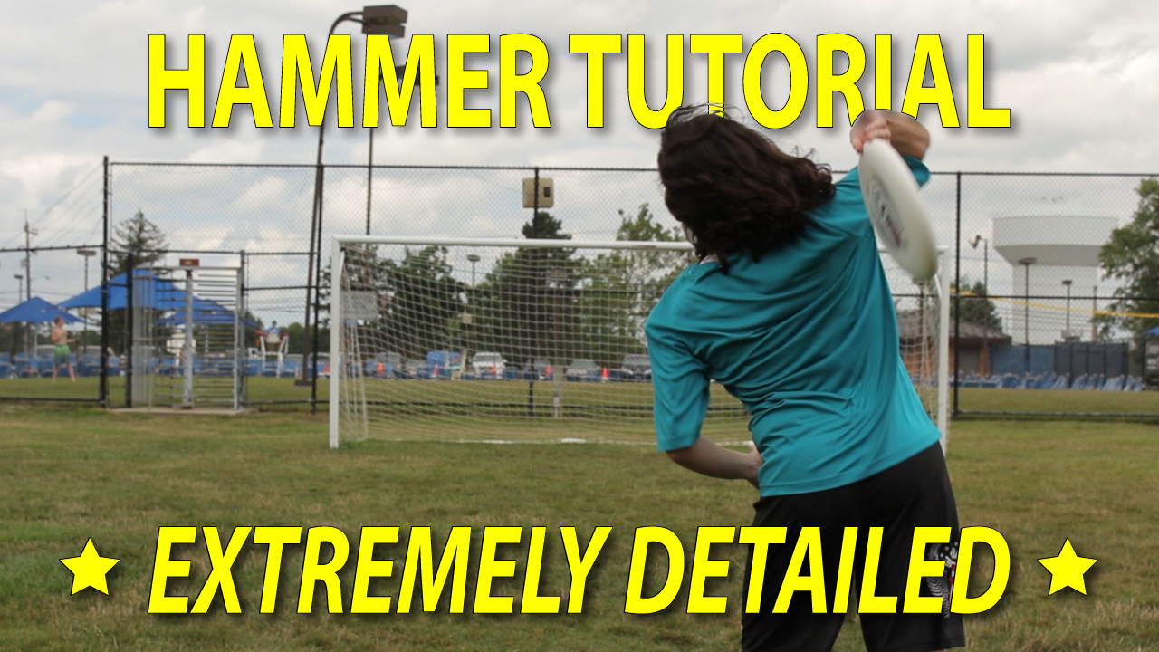 ultimate frisbee hammer throw thumbnail