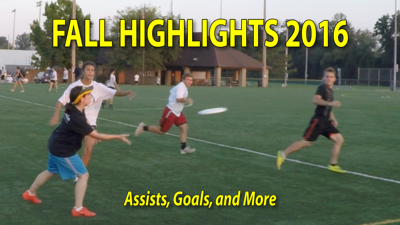 ultimate frisbee fall highlights 2016 thumbnail