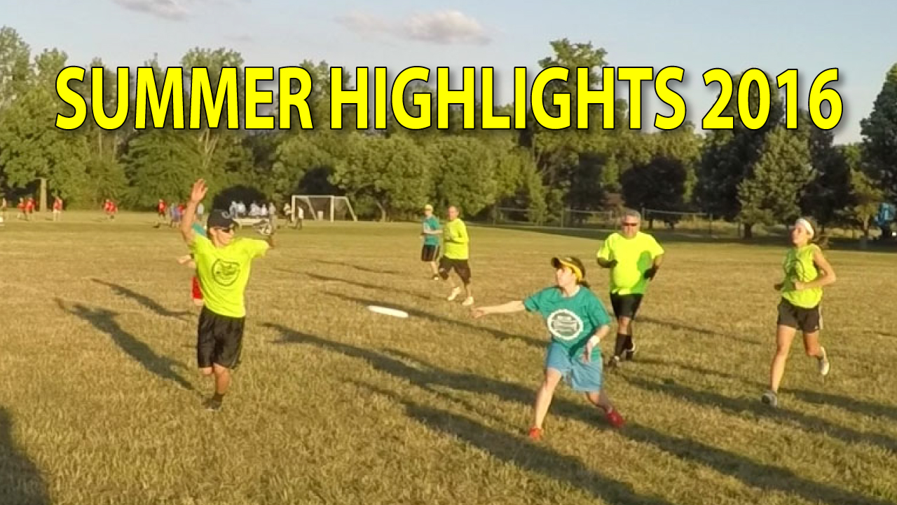 ultimate frisbee summer highlights thumbnail