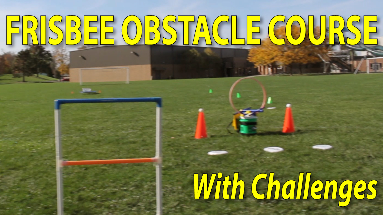 frisbee obstacle course thumbnail