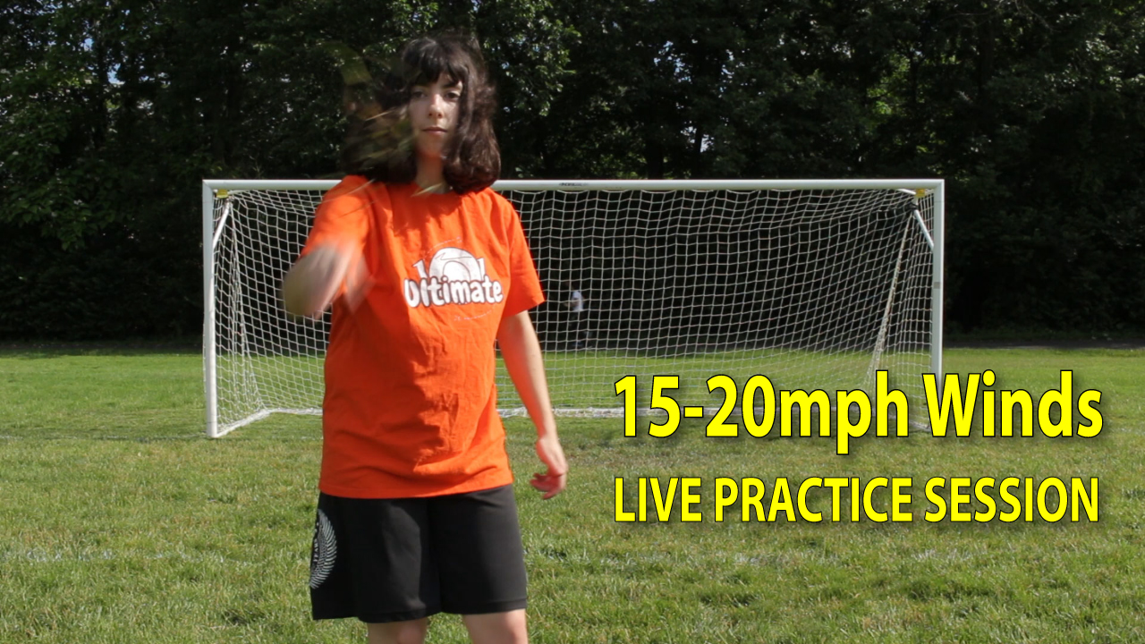 frisbee wind practice session thumbnail